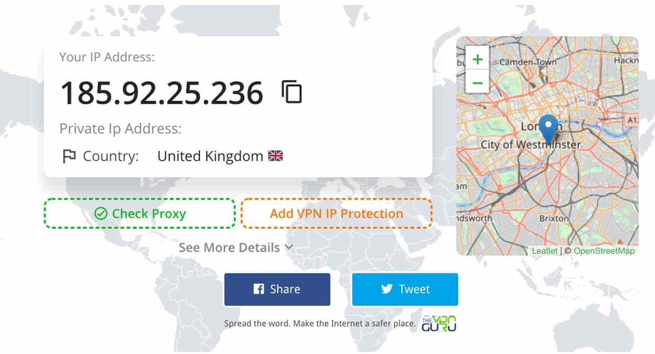 IP in the United Kingdom