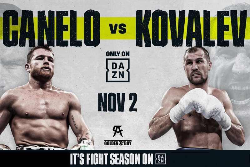 How to Watch Canelo Alvarez vs Sergey Kovalev Live Online