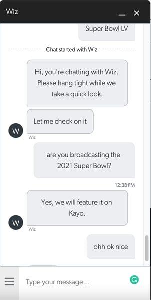 Super Bowl Kayo