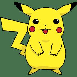 Pikachu Logo