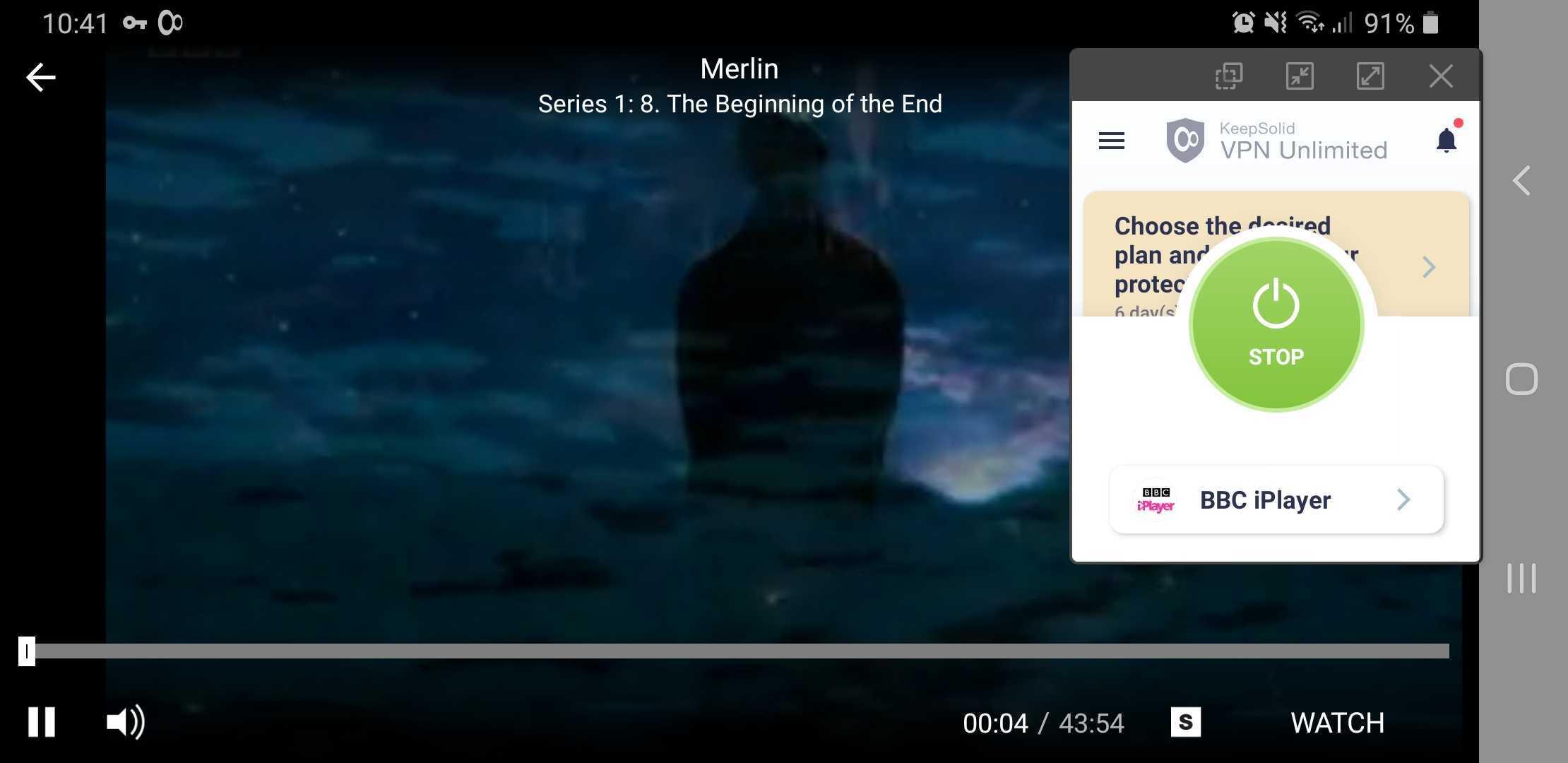 BBC iPlayer Unlimited