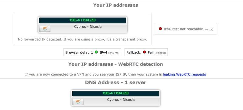 Encrypt Me Cyprus
