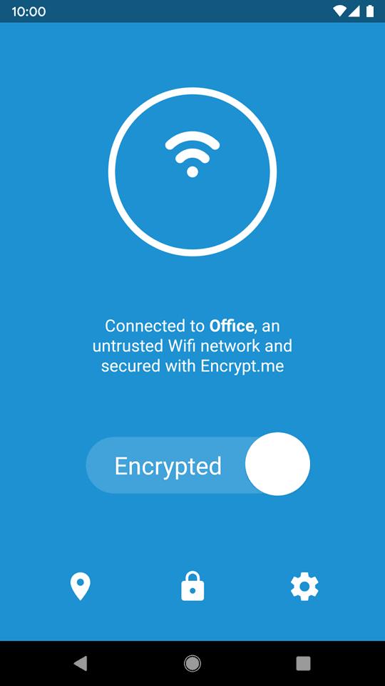 Encrypt me Android 1
