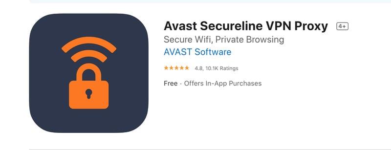 Avast iOS