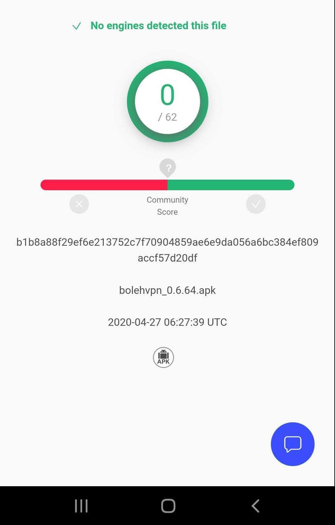 BolehVPN Scan Android