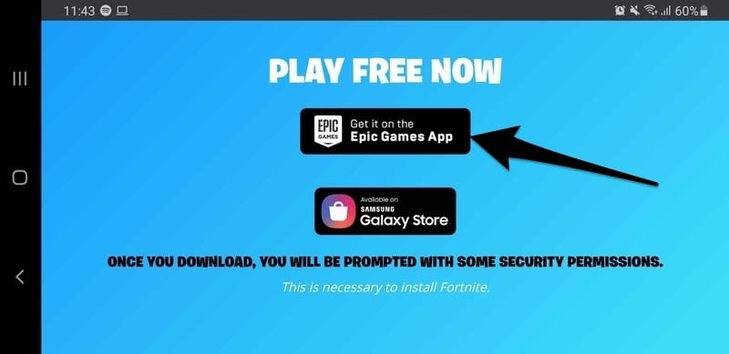 Fortnite APK 2