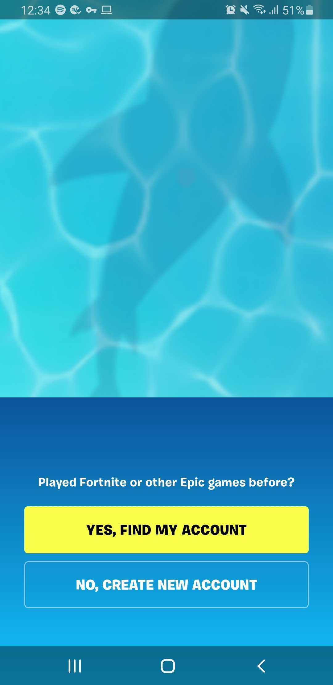 Fortnite on Android - Fortnite APK 9