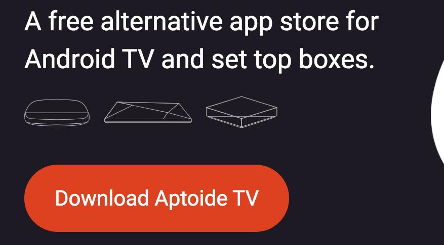 Download Aptoide TV