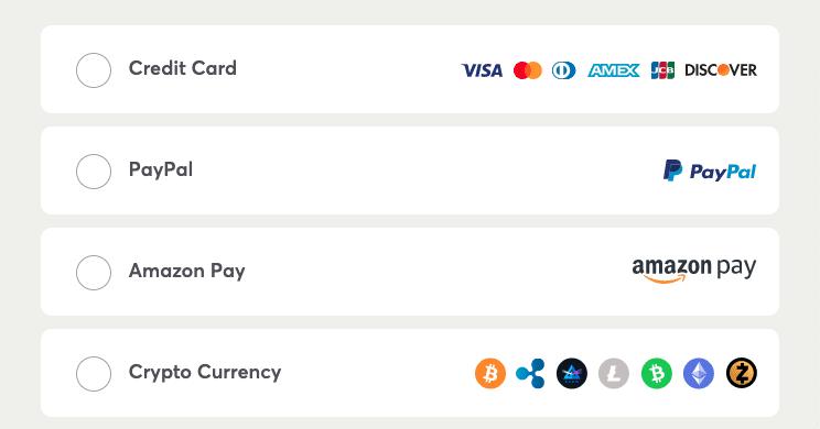 WeVPN Payment