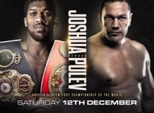How to Watch Anthony Joshua vs. Kubrat Pulev Live Online
